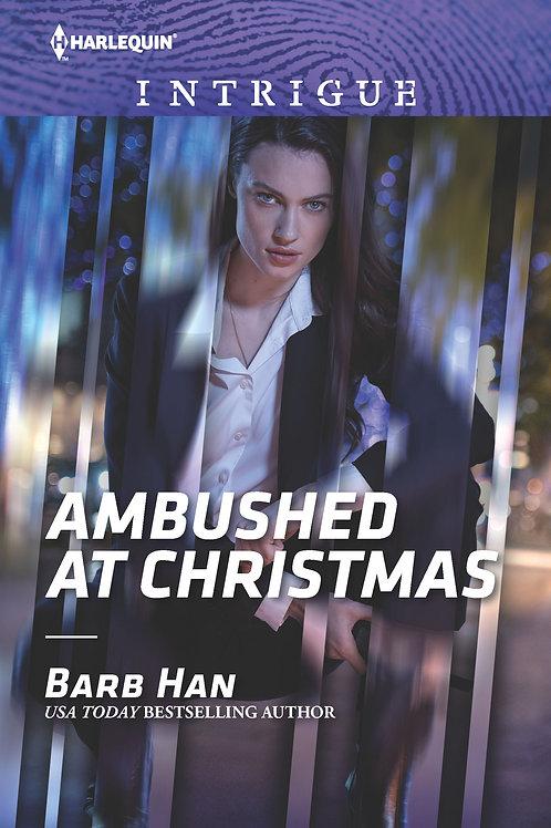 AMBUSHED AT CHRISTMAS (Rushing Creek Crime Spree Book 3)
