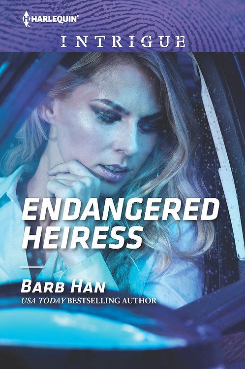 Endangered Heiress (Crisis: Cattle Barge Book 2)