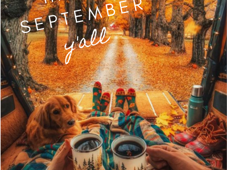 Happy September!
