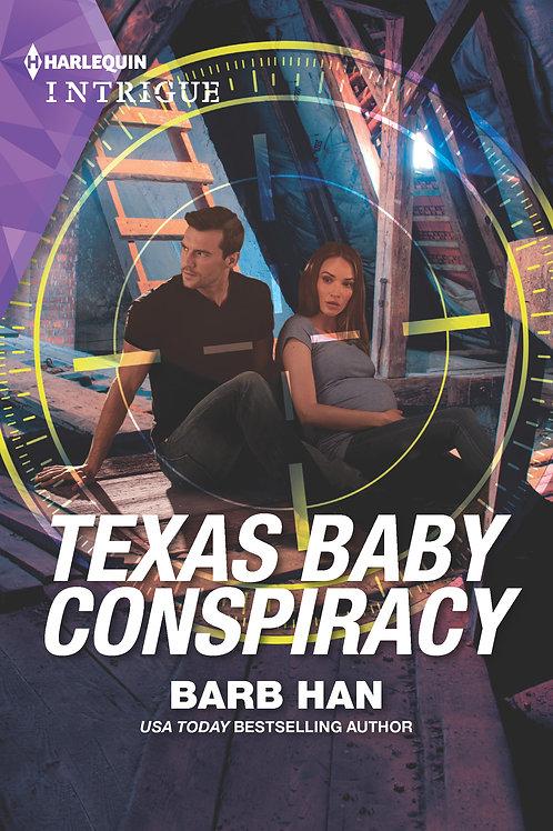 Texas Baby Conspiracy (An O'Connor Family Mystery Book 4)
