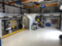 Lasercladding Europoort