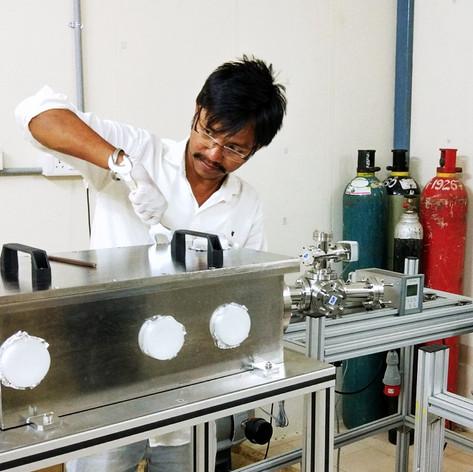 Building the Mass Spectrometer