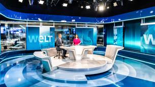 ARRI equipa estudios de WELT TV de primer nivel con tecnología en iluminación basada en IP