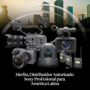 Merlin Distributor nueva alianza con Sony