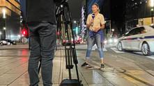 """TVTEL en Tokio """"PRODUCCIÓN REMOTA Y ASISTENCIA EN TIEMPO REAL DE LIVEU"""