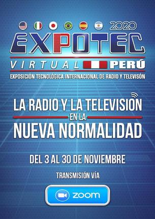 ¡ No te quedes fuera ! EXPOTEC Virtual 2020