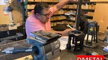 D-METAL la solución para la Reparación y mantención de cabezales, trípodes y equipos audiovisuales.