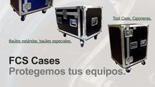 Flight Cases Solucion reaparece en el mercado nacional.