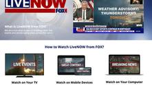 LIVEnow de FOX elige al productor de TVU como centro para la agregación de noticias.