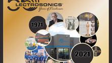 Lectrosonics celebra su Aniversario 50