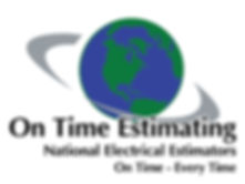 On Time Estimating Logo