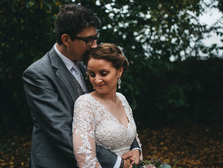 Kailey and Alex, The Wroexter Hotel, Shropshire