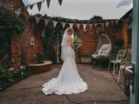 Aimee and Tom - A wedding party at home