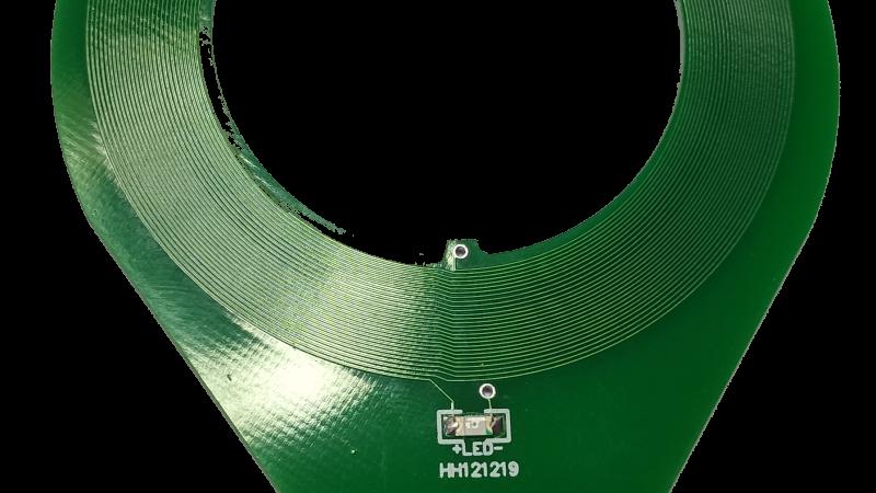 Тестер накачки антенны иммобилайзера