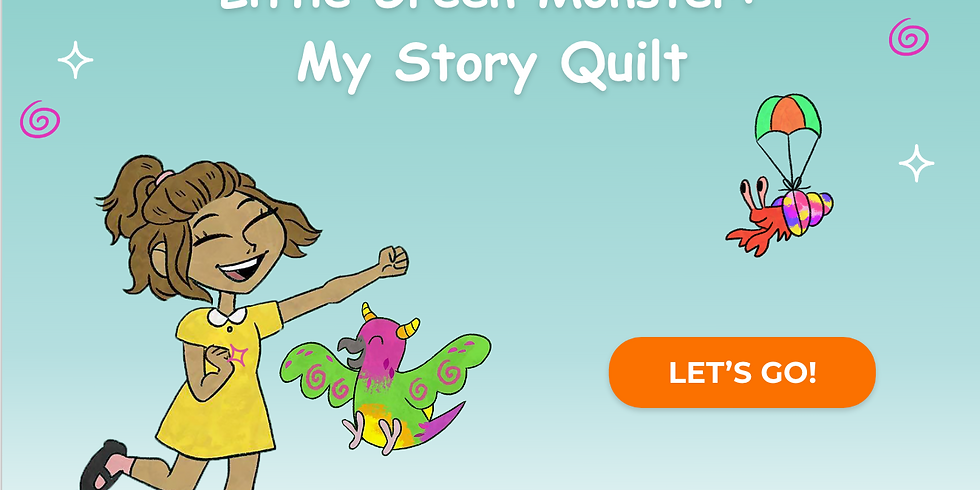 My Story Quilt Launch