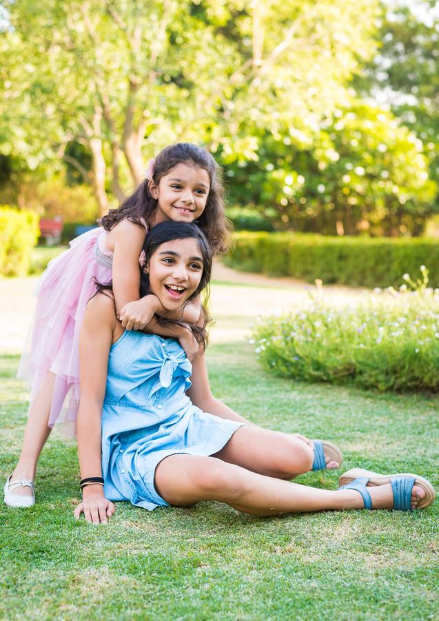 Kids Photoshoot Outdoor