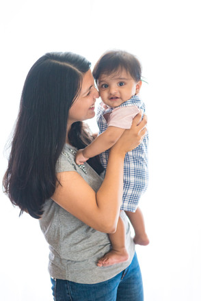 Mom & Baby Photography