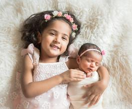 Sibling & Newborn