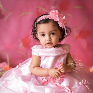 Baby Girl First Birthday