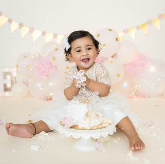 White & Pink Tulle