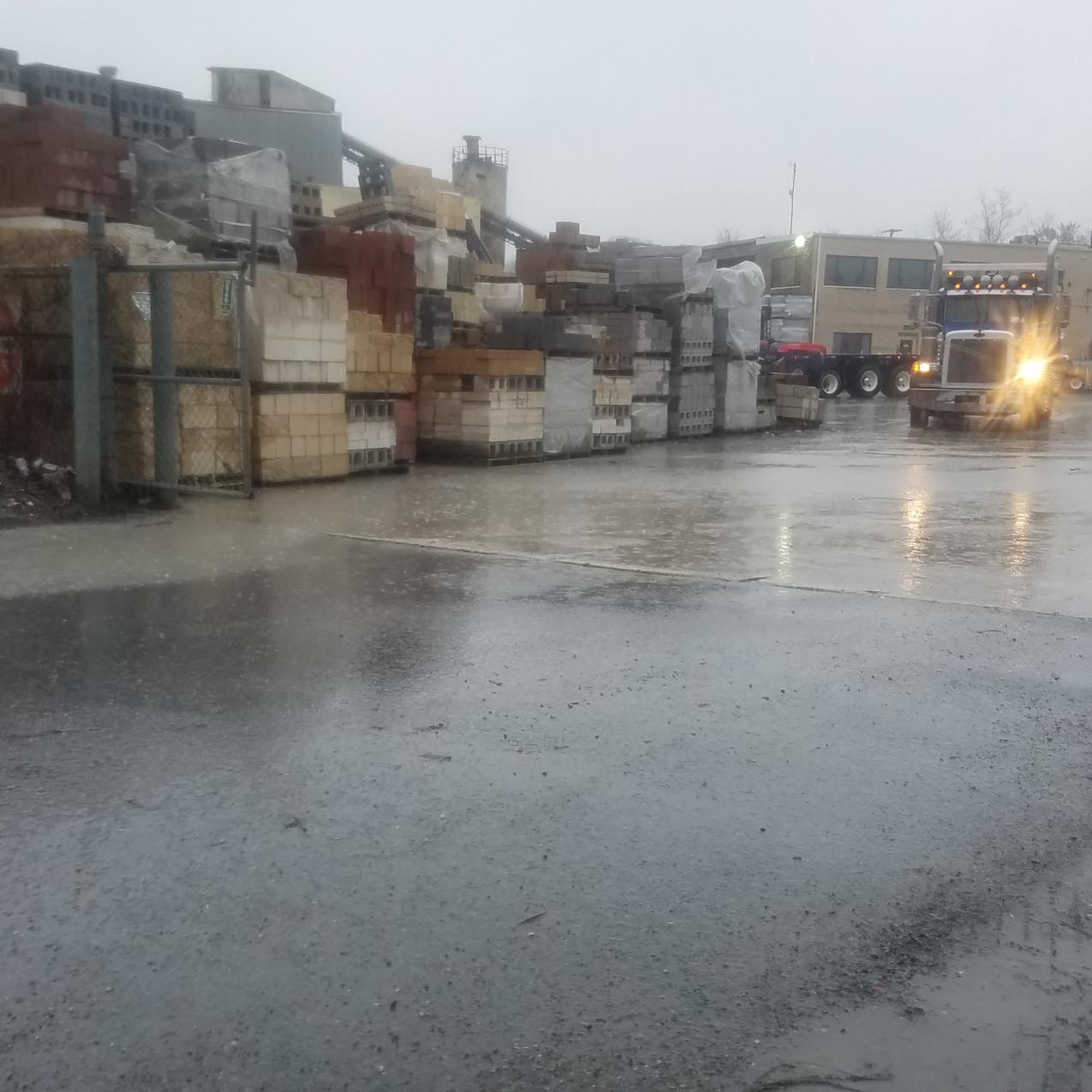 Ernest Maier loading area