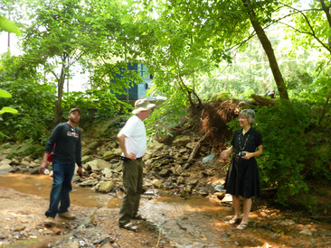 Audubon Naturalist Society receives grant for work in Quincy Run Watershed
