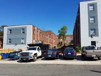 RAINWORKS: construction begins at Hillcrest Terrace