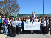 RAINWORKS: FLBC receives Stormwater Stewards Grant.