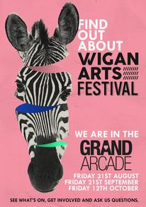 WAF 2018 Grand Arcade Promo