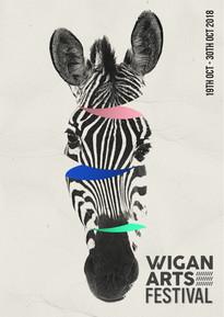 Wigan Arts Festival 2018 Cover