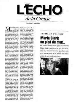 Echo de la Creuse