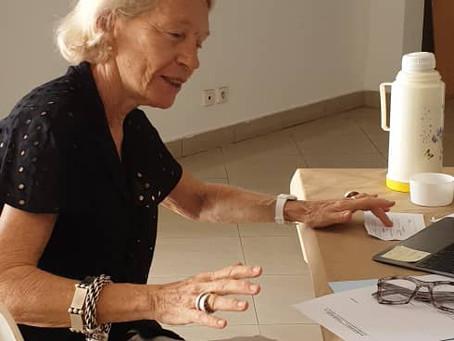Michèle Laruë-Charlus partage son expérience avec l'ESSACA