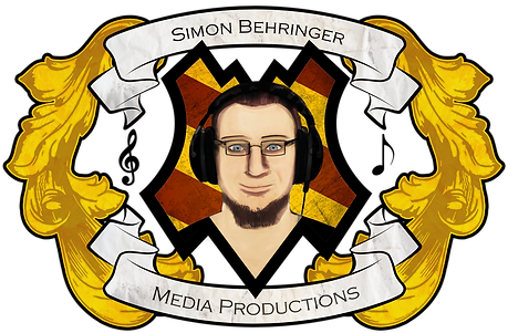 Simon Behringer Media Productions Logo