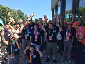Participation aux Spécial Olympics