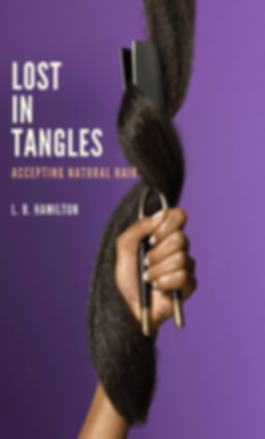 Lost in Tangles Book Cover