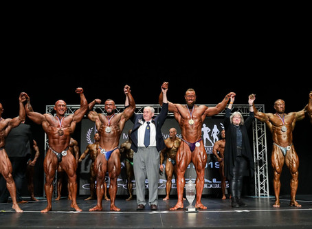 NABBA Universe 2019 Results