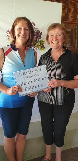 Vicki and Lynn winners