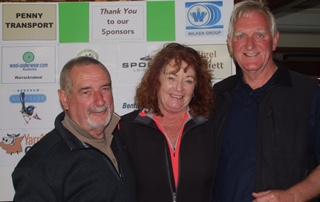 Janice Midgley & David Kranz Winners