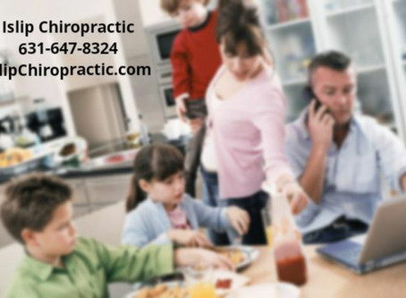 Stress and Your Spine
