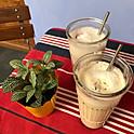 Milkshake avec glace