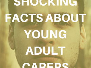 Shocking Facts about Young Adult Carers in the UK