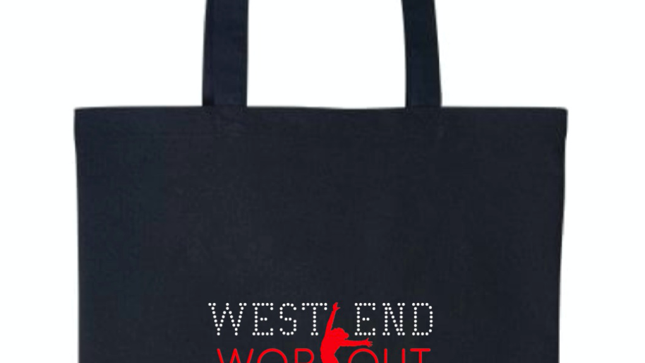 West End Workout Tote Bag