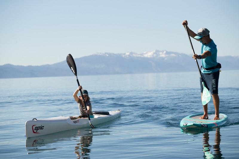 paddle camp - surfski
