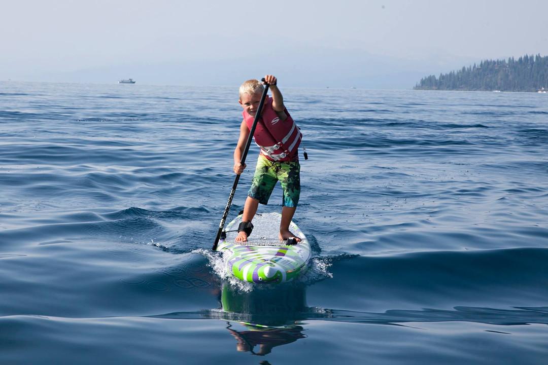 paddle camp - prone