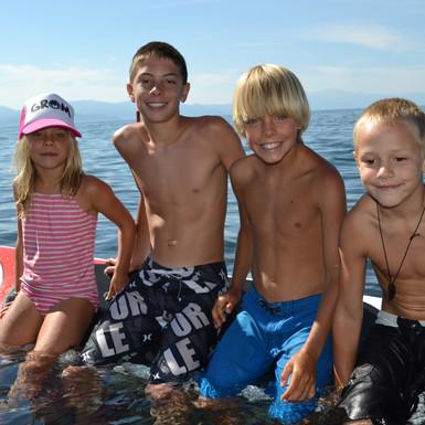 watergrom the crew