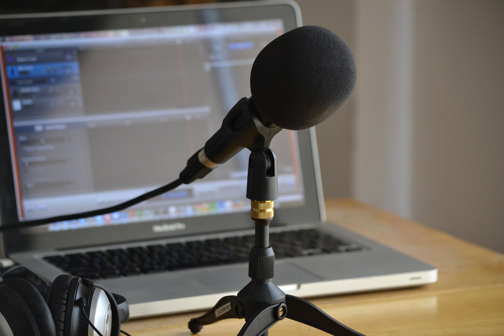 Podcasting - Production & Presenting