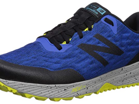 New Balance Men's Nitrel V3 Trail Running Shoe