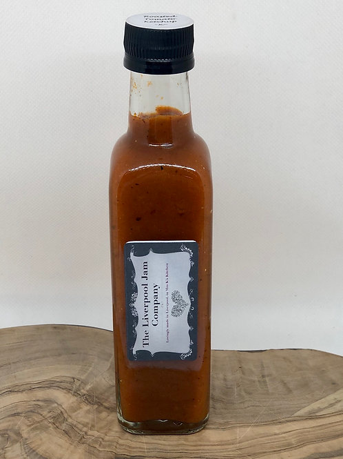Roasted Tomato Ketchup