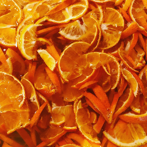 Whisky Clementine Marmalade