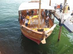 Jesus Boat Sea of Galilee
